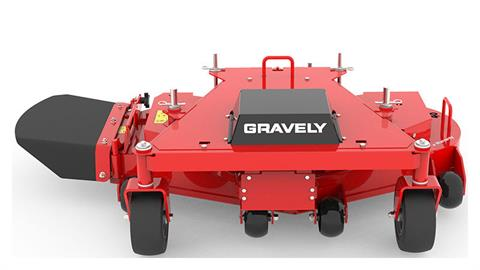 2019 Gravely USA 48 in. Finish Mower in Columbia City, Indiana
