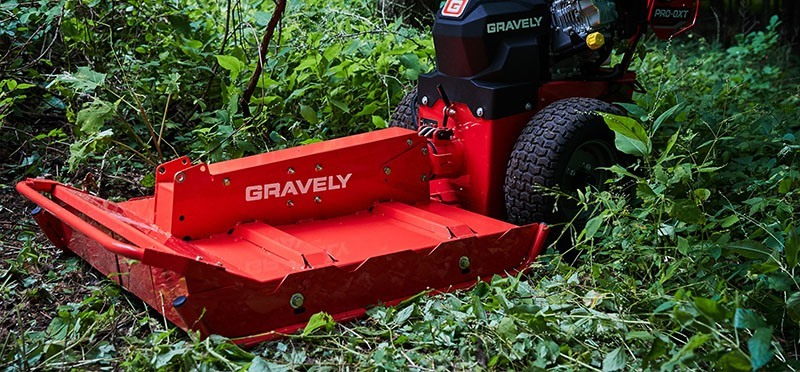 2019 Gravely USA Pro-QXT Tractor Subaru 14 hp in Kansas City, Kansas - Photo 3
