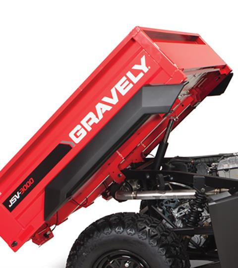 2019 Gravely USA Atlas JSV 3000 EFI Gas in Lancaster, Texas