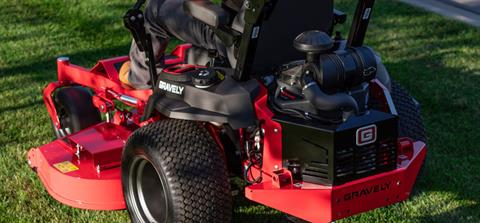2020 Gravely USA Pro-Turn ZX 48 in. Kawasaki FX691V 22 hp in Longview, Texas - Photo 5