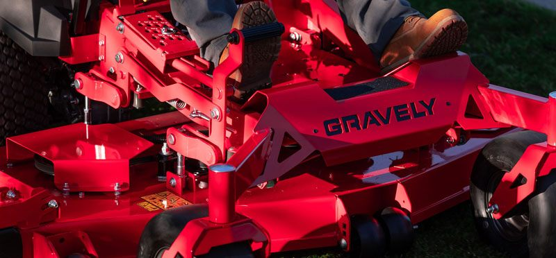 2020 Gravely USA Pro-Turn ZX 52 in. Kawasaki FX691V 22 hp in Kansas City, Kansas - Photo 3