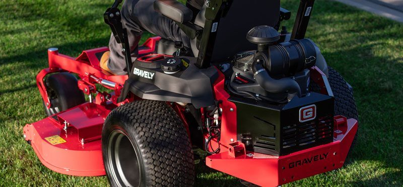 2020 Gravely USA Pro-Turn ZX 52 in. Kawasaki FX691V 22 hp in Kansas City, Kansas - Photo 5