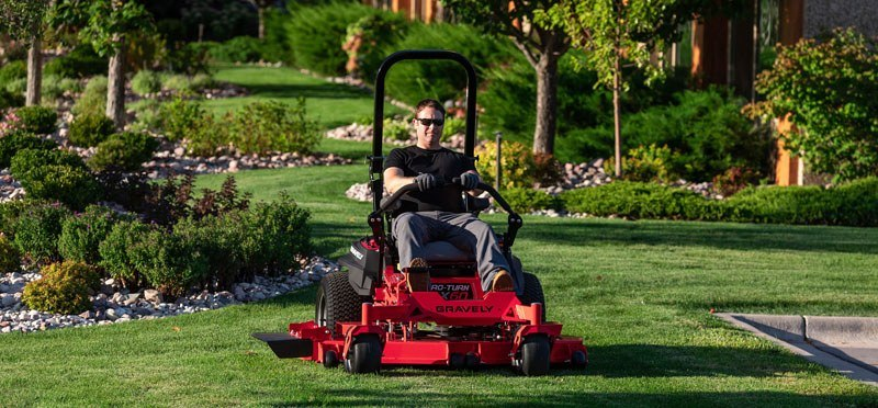 2020 Gravely USA Pro-Turn ZX 52 in. Kawasaki FX691V 22 hp in Kansas City, Kansas - Photo 6
