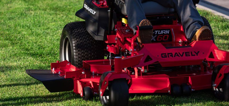 2020 Gravely USA Pro-Turn ZX 52 in. Kawasaki FX691V 22 hp in Kansas City, Kansas - Photo 7