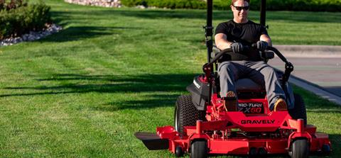 2020 Gravely USA Pro-Turn ZX 60 in. Kawasaki FX730V 23.5 hp in Lafayette, Indiana - Photo 4