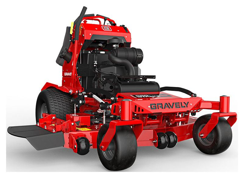 2019 Gravely USA Pro-Stance 52 FL Kohler EFI Zero Turn Mower in Chillicothe, Missouri - Photo 1