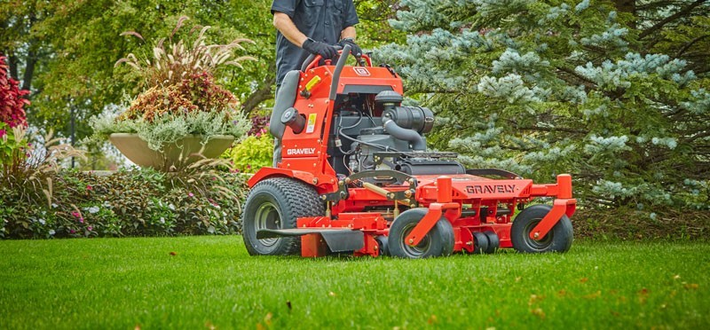 2019 Gravely USA Pro-Stance 52 FL Kohler Zero Turn Mower in Kansas City, Kansas - Photo 2