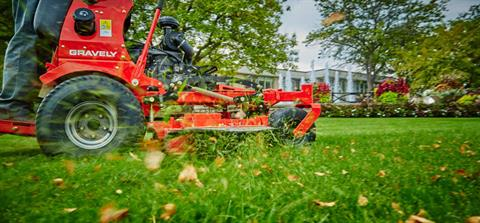2019 Gravely USA Pro-Stance 52 FL (Kohler EFI) in Kansas City, Kansas