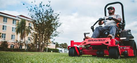 2019 Gravely USA Pro-Turn 160 60 in. Kohler ZT740 25 hp in Purvis, Mississippi - Photo 2