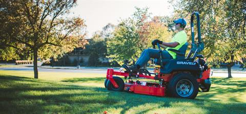 2019 Gravely USA Pro-Turn 152 Kohler EFI Zero Turn Mower in Kansas City, Kansas - Photo 5