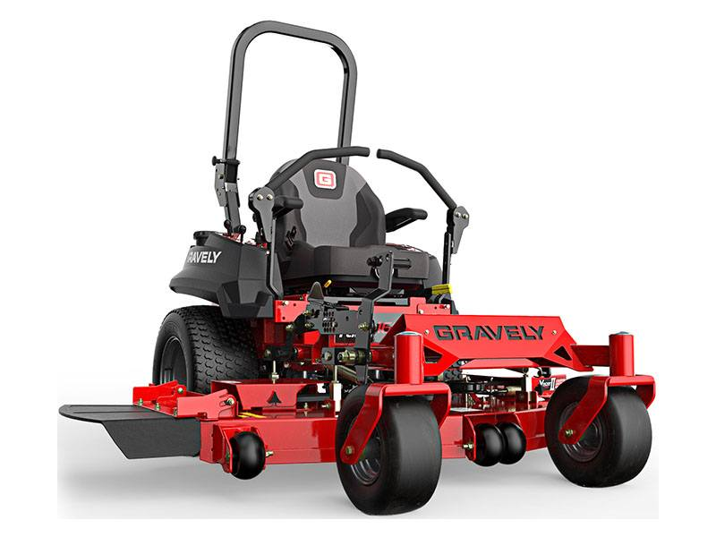 2019 Gravely USA Pro-Turn 160 Kawasaki Zero Turn Mower in Purvis, Mississippi