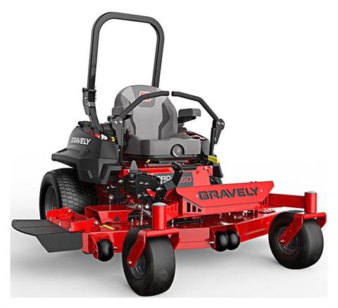 2020 Gravely USA Pro-Turn 252 52 in. Kawasaki FX850V 27 hp in Kansas City, Kansas