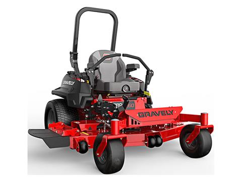 2019 Gravely USA Pro-Turn 260 60 in. Yamaha MX775V EFI 29 hp in Lancaster, Texas