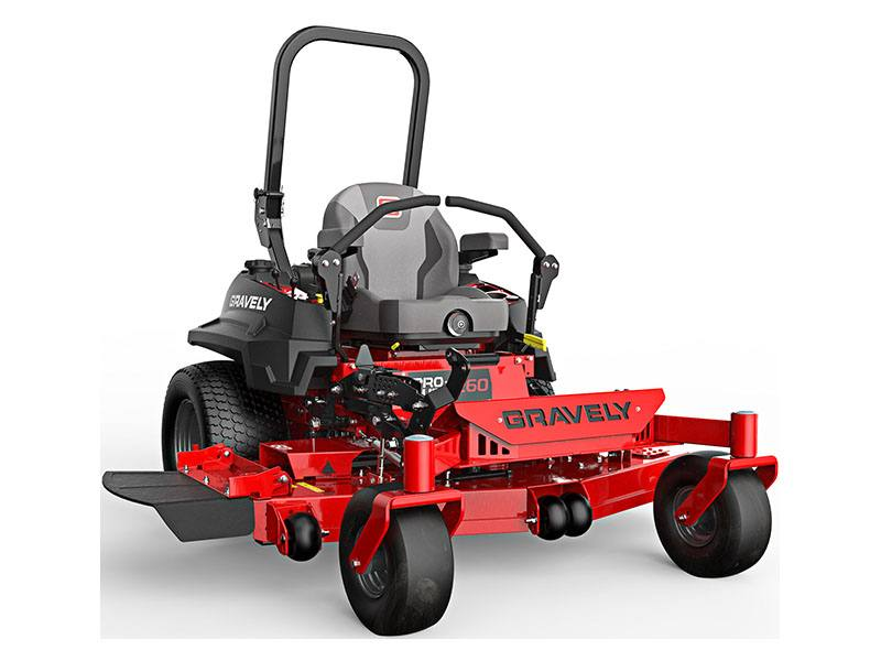 2019 Gravely USA Pro-Turn 260 60 in. Kohler ECV860 EFI 29 hp in Lafayette, Indiana - Photo 1