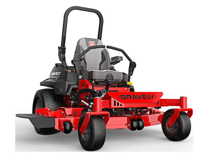 2019 Gravely USA Pro-Turn 460 60 in. Kohler ECV880 EFI 33 hp in Purvis, Mississippi - Photo 1