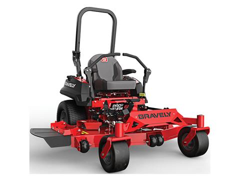 2019 Gravely USA Pro-Turn 52 Kohler Zero Turn Mower in Kansas City, Kansas - Photo 1