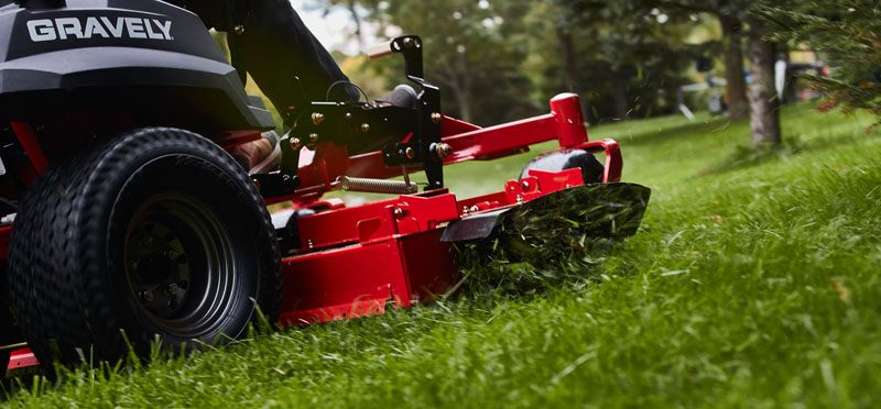 2019 Gravely USA Pro-Turn 52 Kohler Zero Turn Mower in Kansas City, Kansas - Photo 4
