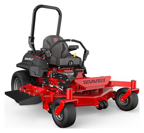2020 Gravely USA Pro-Turn Mach One 60 in. Kawasaki FX921V 31 hp in Kansas City, Kansas
