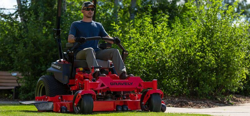 2020 Gravely USA Pro-Turn Z 48 in. Gravely 26.5 hp in Chillicothe, Missouri - Photo 5