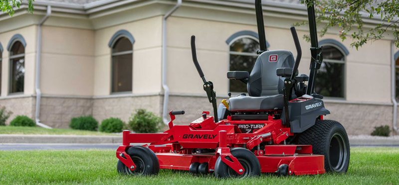 2020 Gravely USA Pro-Turn Z 52 in. Gravely 764 Pro 26.5 hp in Jasper, Indiana - Photo 3