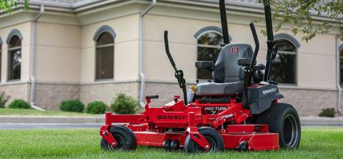2020 Gravely USA Pro-Turn Z 60 in. Gravely 764 Pro 26.5 hp in Battle Creek, Michigan - Photo 3