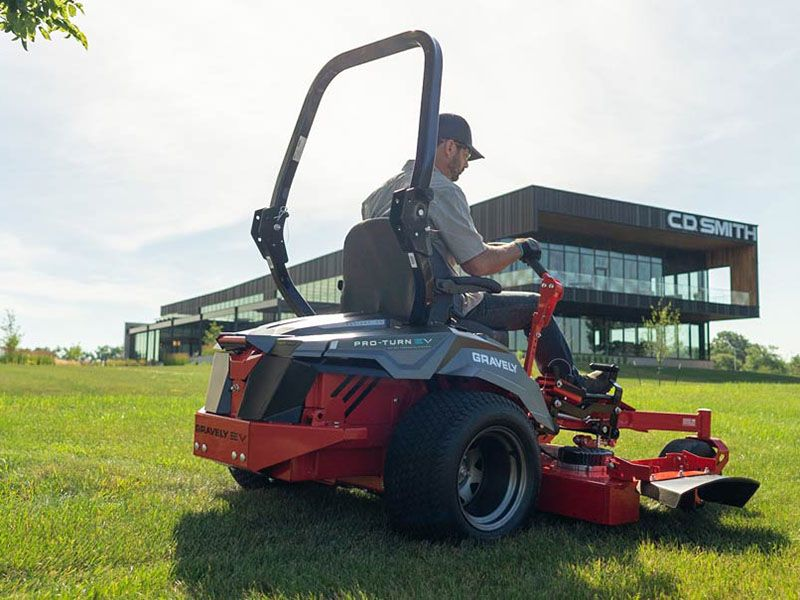 2020 Gravely USA Pro-Turn EV 60 in. SD 16 kWh Li-ion in Lafayette, Indiana - Photo 7