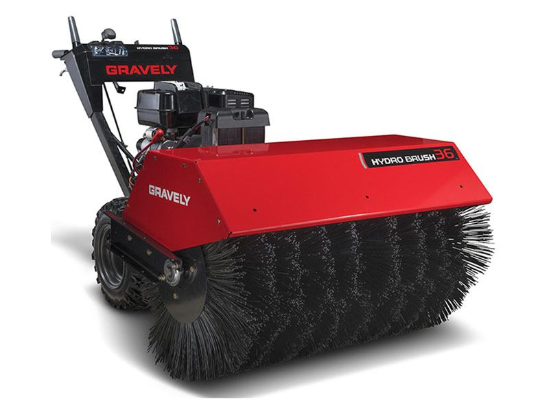 Gravely USA Power Brush 36 in. in Lancaster, Texas