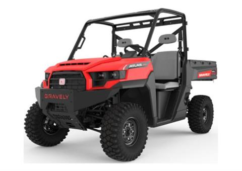 2020 Gravely USA Atlas JSV 3200 EFI Gas in Lafayette, Indiana