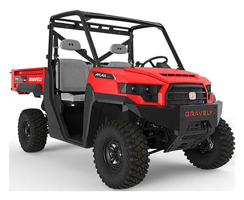 2020 Gravely USA Atlas JSV 3400SD EFI Gas in Lafayette, Indiana