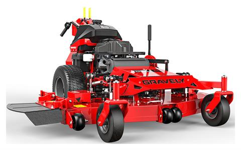 2020 Gravely USA Pro-Walk HD 52 in. Kawasaki FS600V 18.5 hp in Columbia City, Indiana