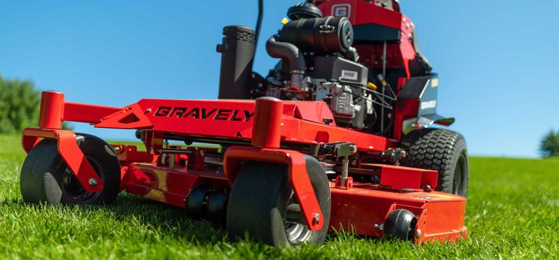 2020 Gravely USA Pro-Stance FL 60 in. Kawasaki FX730V EFI 25.5 hp in Tyler, Texas - Photo 8