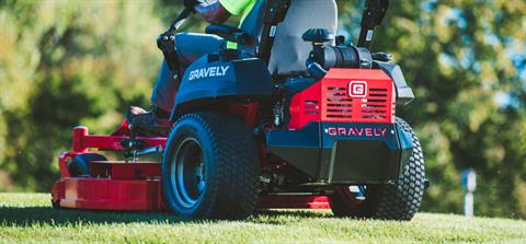 2020 Gravely USA Pro-Turn 160 60 in. Kohler ZT740 25 hp in Francis Creek, Wisconsin - Photo 6