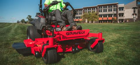 2020 Gravely USA Pro-Turn 272 72 in. Kawasaki FX921V 31 hp in Longview, Texas - Photo 2