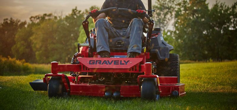 2020 Gravely USA Pro-Turn 472 72 in. Kawasaki FX1000V 35 hp in Longview, Texas - Photo 2