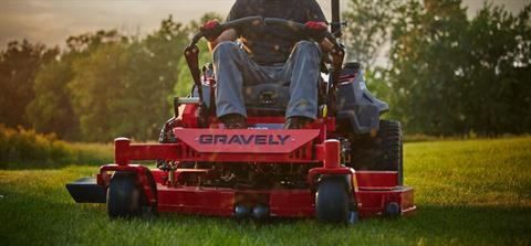 2020 Gravely USA Pro-Turn 460 60 in. Kohler ECV880 EFI 33 hp in Ennis, Texas - Photo 2