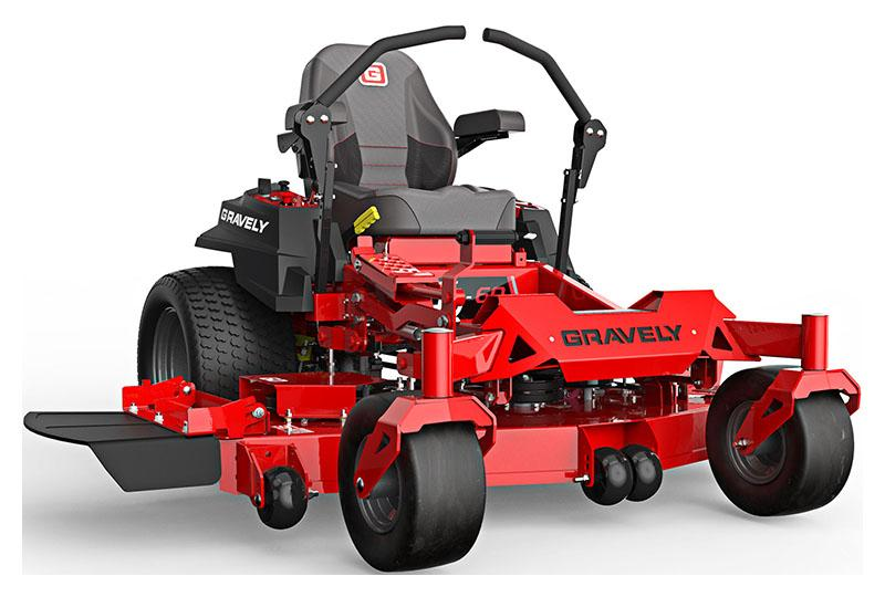 2020 Gravely USA ZT HD 52 in. Kohler 7000 Series Pro 25 hp in Kansas City, Kansas - Photo 1