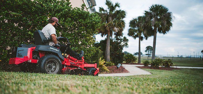 2020 Gravely USA ZT HD 52 in. Kohler 7000 Series Pro 25 hp in Saucier, Mississippi - Photo 3