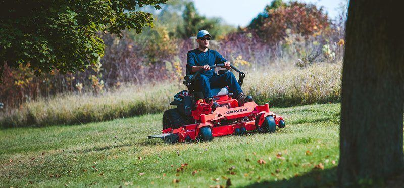 2020 Gravely USA ZT HD 52 in. Kohler 7000 Series Pro 25 hp in Kansas City, Kansas - Photo 5