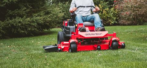 2020 Gravely USA ZT XL 52 in. Kawasaki FR691 23 hp in Kansas City, Kansas - Photo 2