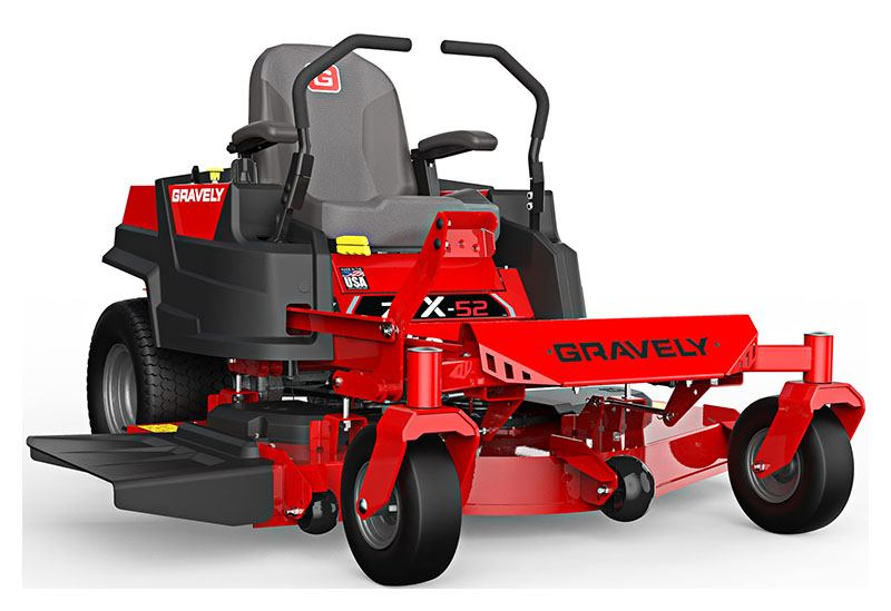 2020 Gravely USA ZT X 52 in. Kawasaki FR691 23 hp in Jesup, Georgia - Photo 1