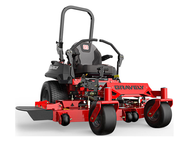 2021 Gravely USA Pro-Turn 152 52 in. Kohler ZT730 23 hp in Jesup, Georgia - Photo 1
