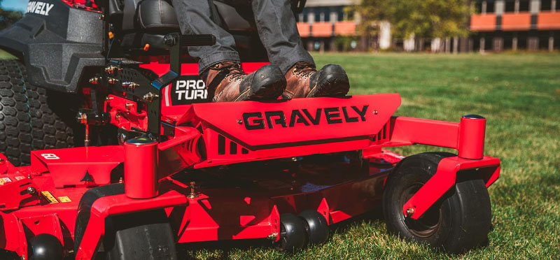 2021 Gravely USA Pro-Turn 252 52 in. Kawasaki FX850V 27 hp in Lafayette, Indiana - Photo 3