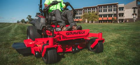 2021 Gravely USA Pro-Turn 272 72 in. Kawasaki FX921V 31 hp in Longview, Texas - Photo 4