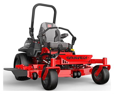 2021 Gravely USA Pro-Turn 452 52 in. Kawasaki FX850V 27 hp in Kansas City, Kansas