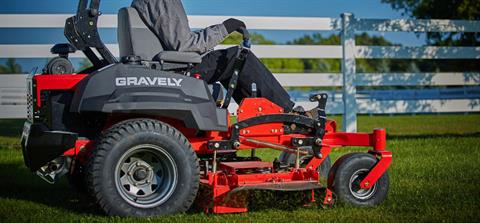 2021 Gravely USA Pro-Turn 460 60 in. Kawasaki FX1000V 35 hp in Battle Creek, Michigan - Photo 3