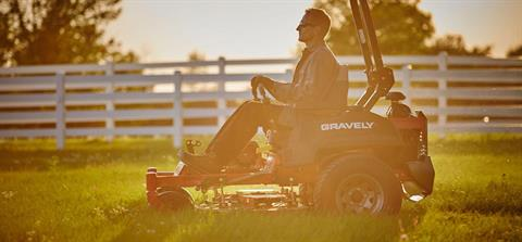 2021 Gravely USA Pro-Turn 460 60 in. Kohler ECV880 33 hp in Longview, Texas - Photo 2