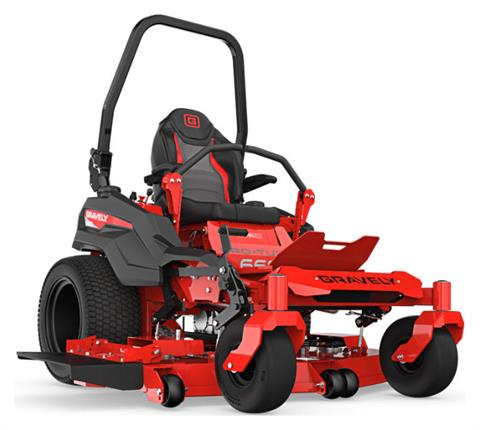 2021 Gravely USA Pro-Turn 672 72 in. Kawasaki FX1000 35 hp in Kansas City, Kansas