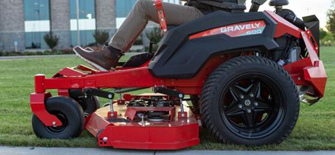 2021 Gravely USA Pro-Turn 672 72 in. Kawasaki FX1000 35 hp in Francis Creek, Wisconsin - Photo 7
