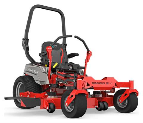 2021 Gravely USA Pro-Turn EV 60 in. SD 16 kWh Li-ion in Kansas City, Kansas