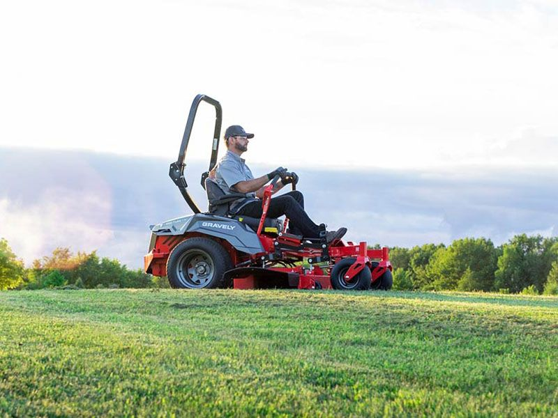 2020 Gravely USA Pro-Turn EV 60 in. RD 16 kWh Li-ion in Lafayette, Indiana - Photo 6